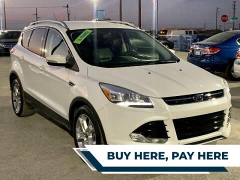 2014 Ford Escape for sale at Stanley Automotive Finance Enterprise - STANLEY DIRECT AUTO in Mesquite TX
