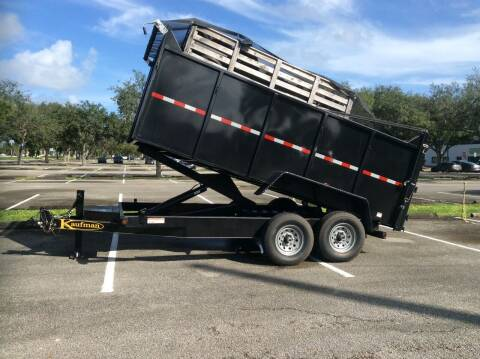 2020 Kaufman XS-14 for sale at Tropical Motors Cargo Vans and Car Sales Inc. in Pompano Beach FL