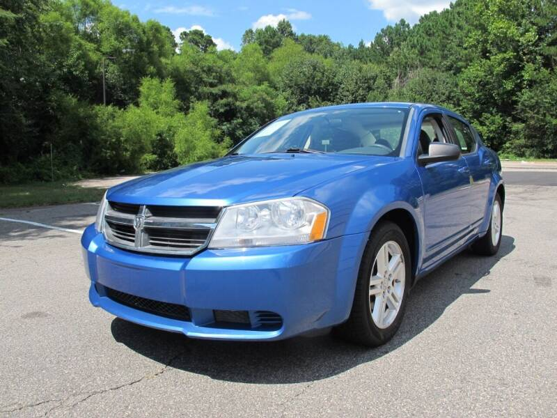 2008 Dodge Avenger for sale at Best Import Auto Sales Inc. in Raleigh NC