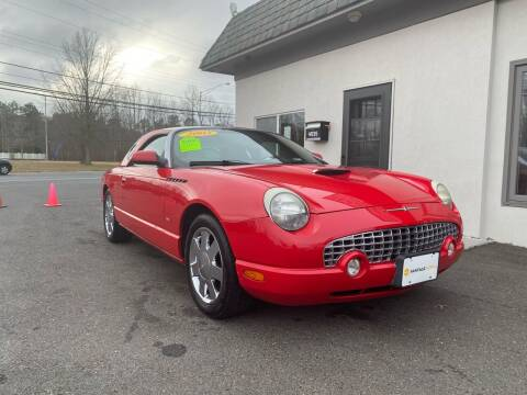 2003 Ford Thunderbird for sale at Vantage Auto Group in Tinton Falls NJ
