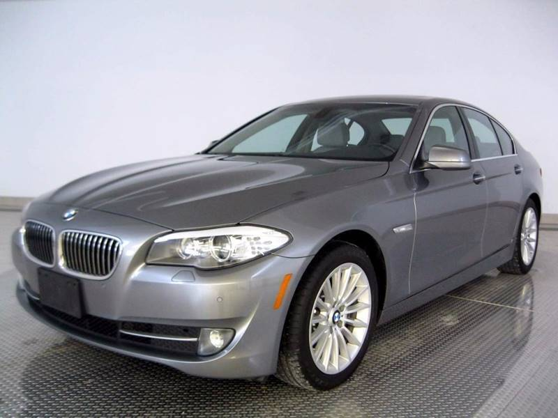 2011 BMW 5 Series for sale at Hagan Automotive in Chatham IL