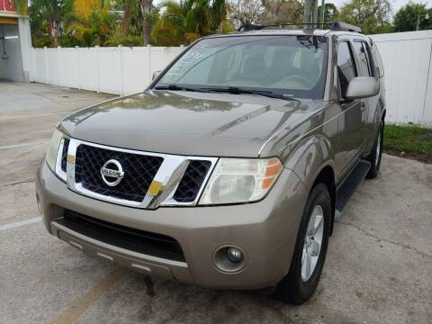 2008 Nissan Pathfinder for sale at Autos by Tom in Largo FL