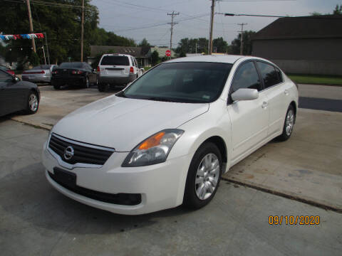2009 Nissan Altima for sale at Burt's Discount Autos in Pacific MO