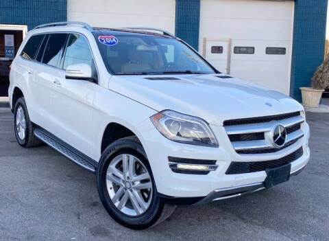2014 Mercedes-Benz GL-Class for sale at Saugus Auto Mall in Saugus MA