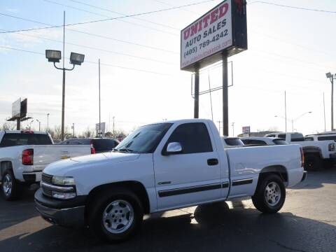 2000 Chevrolet Silverado 1500 for sale at United Auto Sales in Oklahoma City OK