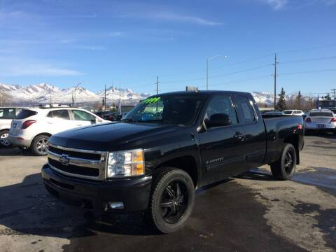 2011 Chevrolet Silverado 1500 for sale at Delta Car Connection LLC in Anchorage AK