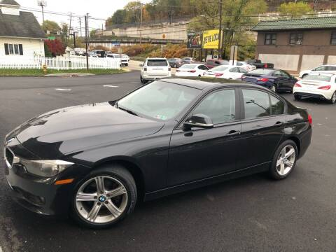 2013 BMW 3 Series for sale at Fellini Auto Sales & Service LLC in Pittsburgh PA