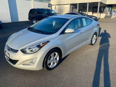 2016 Hyundai Elantra for sale at Vista Auto Sales in Lakewood WA