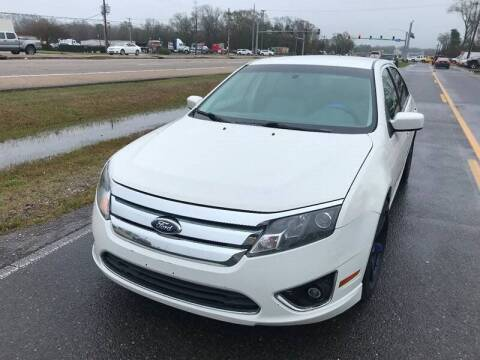 2012 Ford Fusion for sale at Double K Auto Sales in Baton Rouge LA