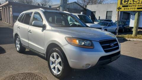 2008 Hyundai Santa Fe for sale at MFT Auction in Lodi NJ