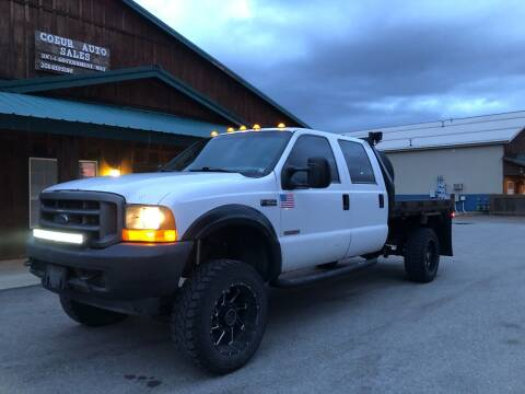 2001 Ford F-350 Super Duty for sale at Coeur Auto Sales in Hayden ID