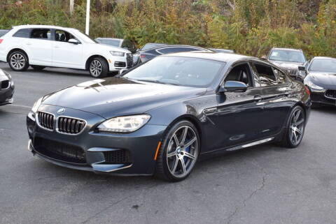 2014 BMW M6 for sale at Automall Collection in Peabody MA