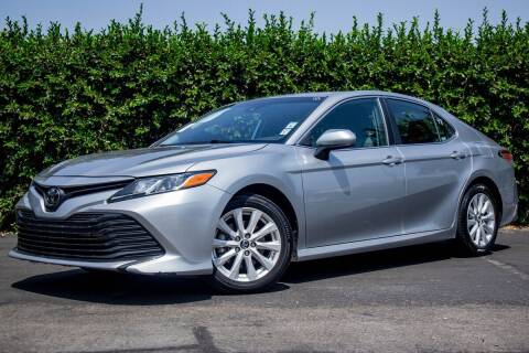 2019 Toyota Camry for sale at Southern Auto Finance in Bellflower CA