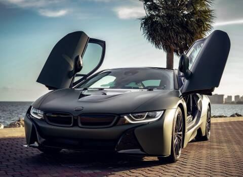 2019 BMW i8 for sale at STS Automotive - Miami, FL in Miami FL