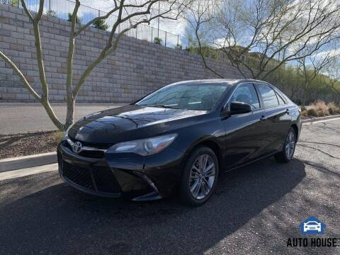 2015 Toyota Camry for sale at MyAutoJack.com @ Auto House in Tempe AZ