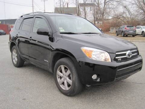 2008 Toyota RAV4 for sale at EBN Auto Sales in Lowell MA