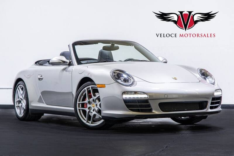 2012 Porsche 911 for sale at Veloce Motorsales in San Diego CA
