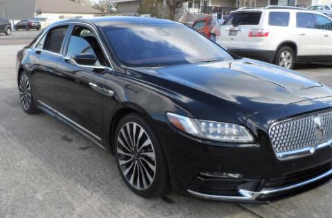 2019 Lincoln Continental for sale at Bavarian Auto Center in Rockledge FL