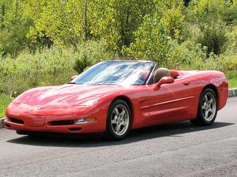 1999 Chevrolet Corvette for sale at R & R AUTO SALES in Poughkeepsie NY