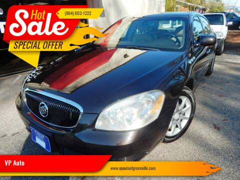 2008 Buick Lucerne for sale at VP Auto in Greenville SC