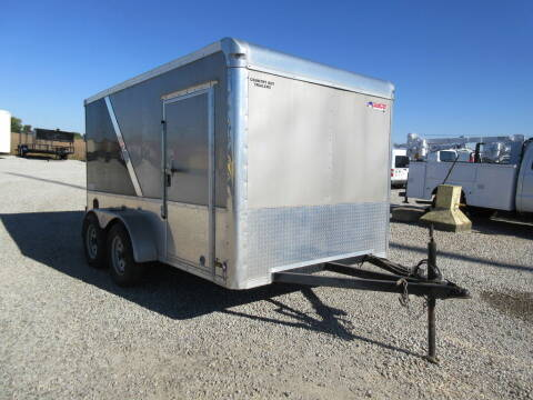 2017 Pace American LM7X12TE2
