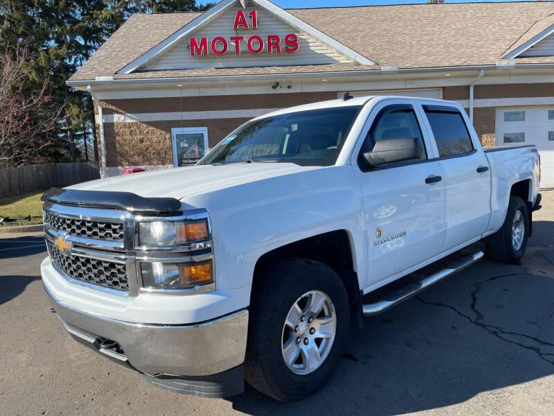 2014 Chevrolet Silverado 1500 for sale at A 1 Motors in Monroe MI