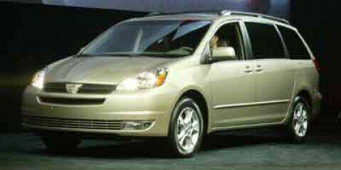 2004 Toyota Sienna for sale at DAVID McDAVID HONDA OF IRVING in Irving TX