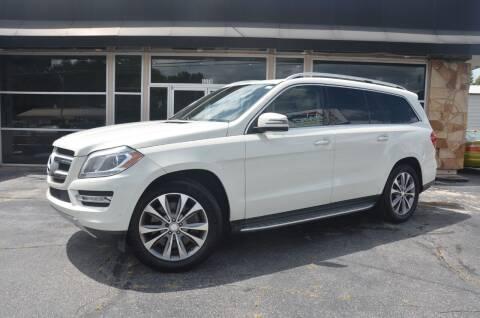 2013 Mercedes-Benz GL-Class for sale at Amyn Motors Inc. in Tucker GA