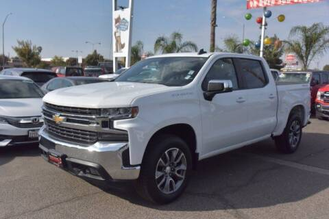 2020 Chevrolet Silverado 1500 for sale at Choice Motors in Merced CA
