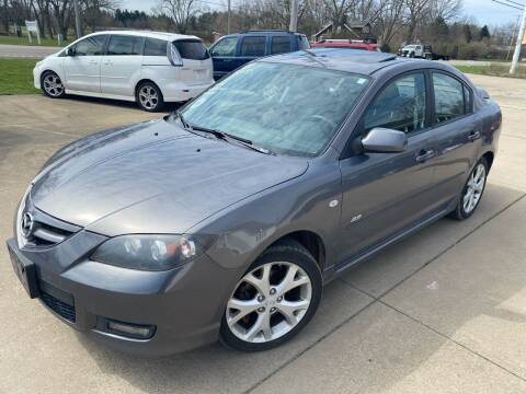 2007 Mazda MAZDA3 for sale at CarNation Auto Group in Alliance OH