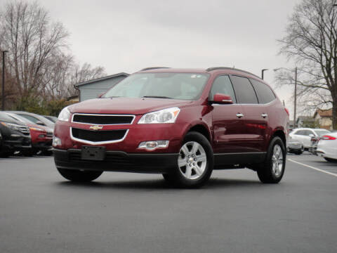 2010 Chevrolet Traverse for sale at Jack Schmitt Chevrolet Wood River in Wood River IL