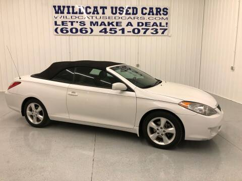 2006 Toyota Camry Solara for sale at Wildcat Used Cars in Somerset KY