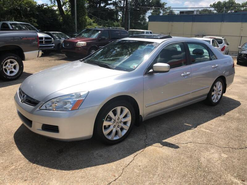 2007 Honda Accord for sale at Baton Rouge Auto Sales in Baton Rouge LA
