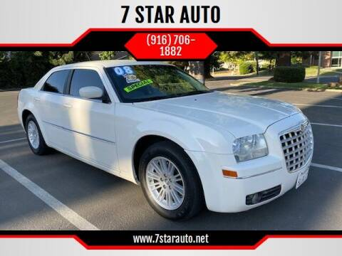 2008 Chrysler 300 for sale at 7 STAR AUTO in Sacramento CA
