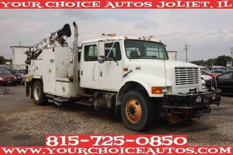 1999 International 4900 for sale at Your Choice Autos - Joliet in Joliet IL