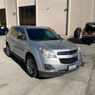 2013 Chevrolet Equinox for sale at MotorSport Auto Sales in San Diego CA