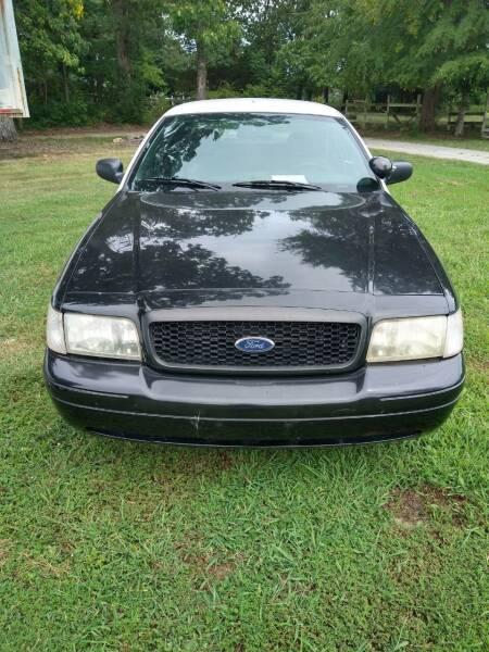 2007 Ford Crown Victoria for sale at Hembree's Auto Sales in Greensboro NC