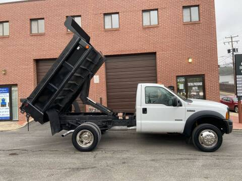 2006 Ford F-550 Super Duty for sale at Total Package Auto in Alexandria VA