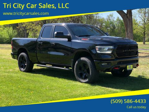 2019 RAM Ram Pickup 1500 for sale at Tri City Car Sales, LLC in Kennewick WA