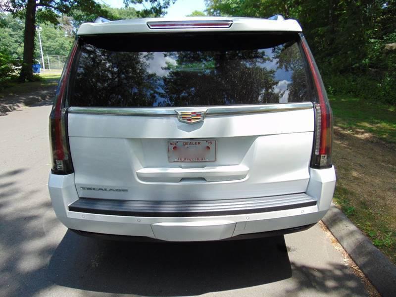 2016 Cadillac Escalade 4X4 Platinum 4dr SUV - Waterbury CT