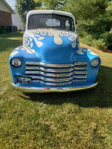 1950 Chevrolet C/K 20 Series