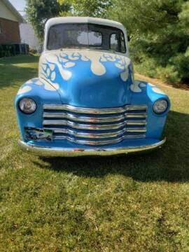 1950 Chevrolet C/K 20 Series for sale at Haggle Me Classics in Hobart IN