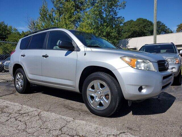 2007 Toyota RAV4 for sale at Paramount Motors in Taylor MI