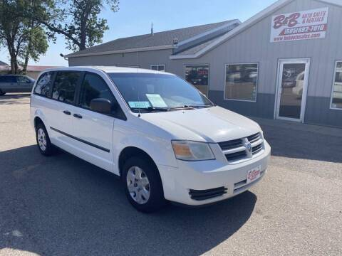 2009 Dodge Grand Caravan for sale at B & B Auto Sales in Brookings SD