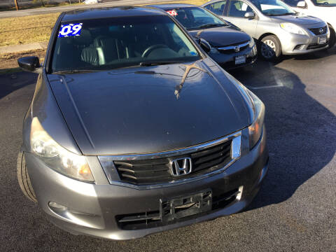 2009 Honda Accord for sale at Mikes Auto Center INC. in Poughkeepsie NY