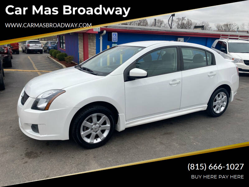2010 Nissan Sentra for sale at Car Mas Broadway in Crest Hill IL