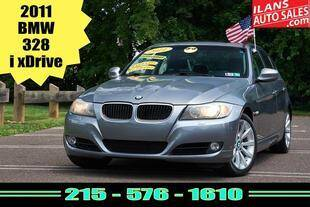 2011 BMW 3 Series for sale at Ilan's Auto Sales in Glenside PA