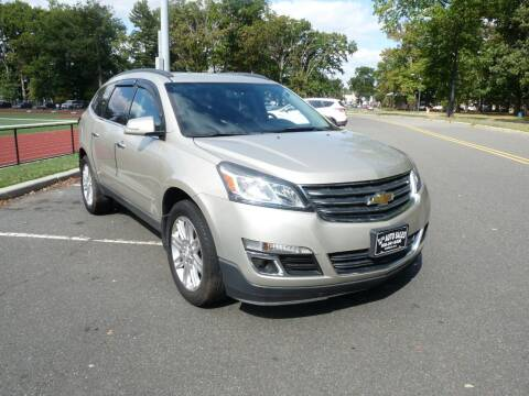 2014 Chevrolet Traverse for sale at TJS Auto Sales Inc in Roselle NJ