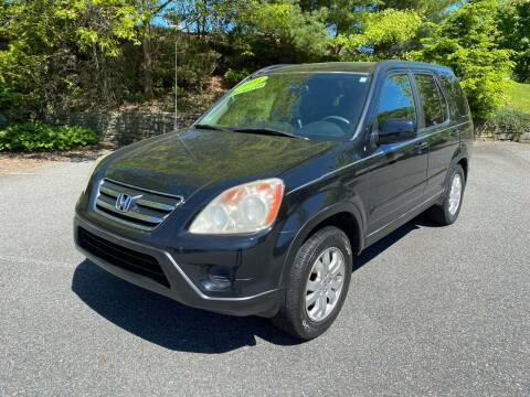 2006 Honda CR-V for sale at Highland Auto Sales in Boone NC