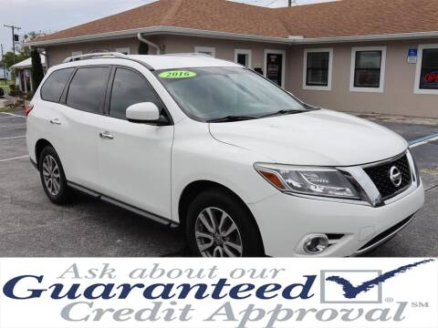 2016 Nissan Pathfinder for sale at Universal Auto Sales in Plant City FL